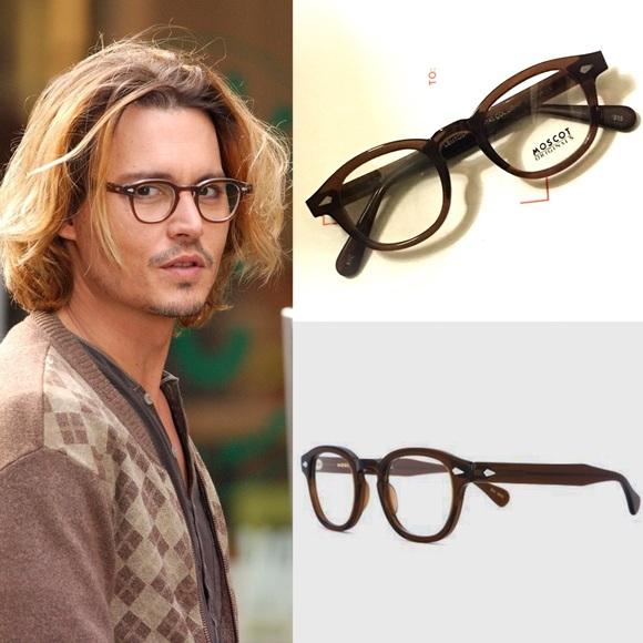2b56bb3d0e4 MOSCOT Accessories | Johnny Depp Secret Window Glasses Size 4424140 ...